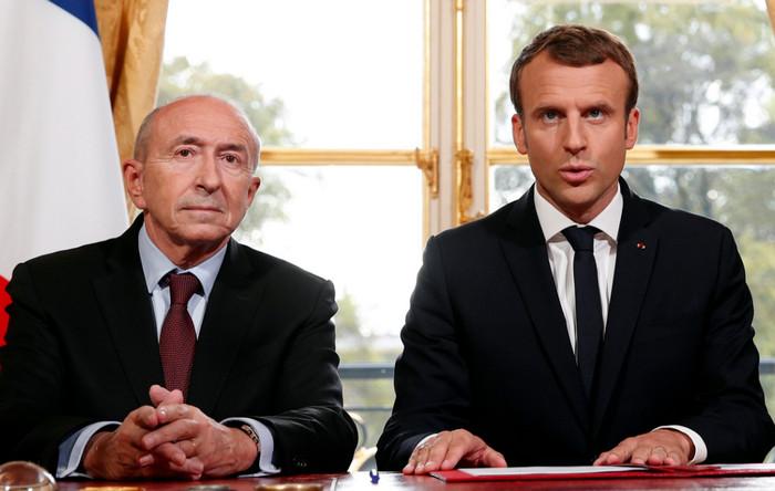 Президент Франции подписал закон, ужесточающий борьбу с терроризмом