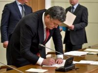 Президент Порошенко подписал указ о ставке верховного главнокомандующего