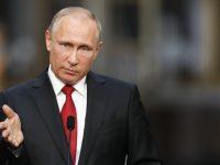 """Президент Путин объяснил, как можно стать """"властелином мира"""""""