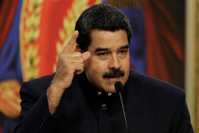 Президент Венесуэлы обратился к Путину из-за военной угрозы со стороны США