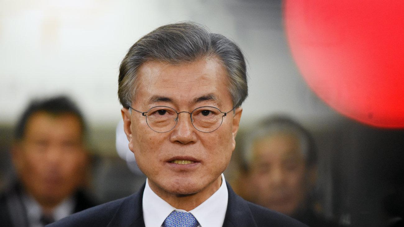 Президент Южной Кореи призвал КНДР не пересекать «красную линию»