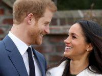 Принц Гарри и Меган Маркл официально объявили день свадьбы