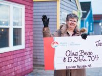 Приснившаяся комбинация цифр позволила канадке выиграть $4 млн