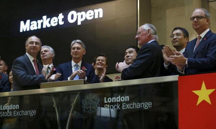 Присутствие китайских инвесторов в Лондоне растет рекордными темпами