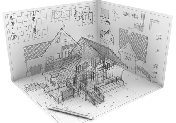 Бизнес идея: проектирование коттеджей