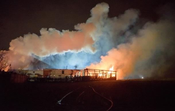 Произошел взрыв на газопроводе в Польше
