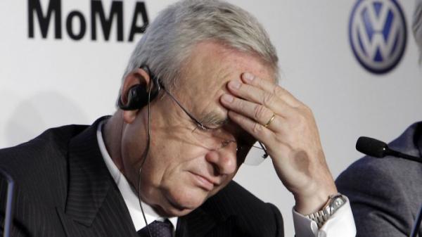 Прокуратура открыла дело против экс-главы Volkswagen