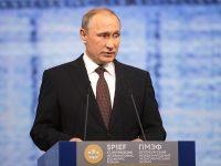 Проблемы в глобальной экономике остаются, – Владимир Путин