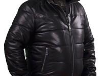 Мужские кожаные пуховики: преимущества и особенности выбора