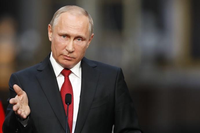 Путин будет выдвигатьсяна новый президентский срок в два этапа