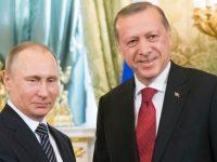 Путин и Эрдоган провели переговоры в Анкаре