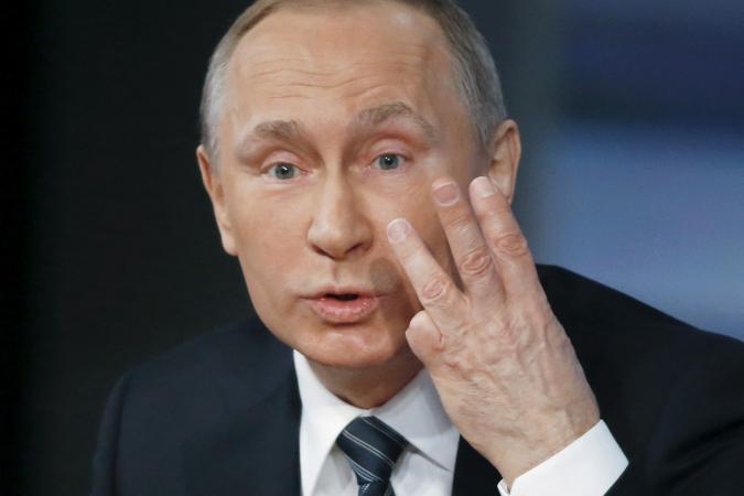 Путин, как одержимый, скупает золото, — Die Welt