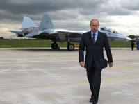 Путин приказал начать вывод войск, когда прилетел на базу Хмеймим в Сирии