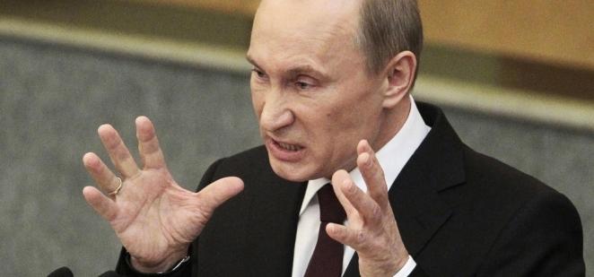 Путин в ярости — ряда заказов для армии и флота сорваны