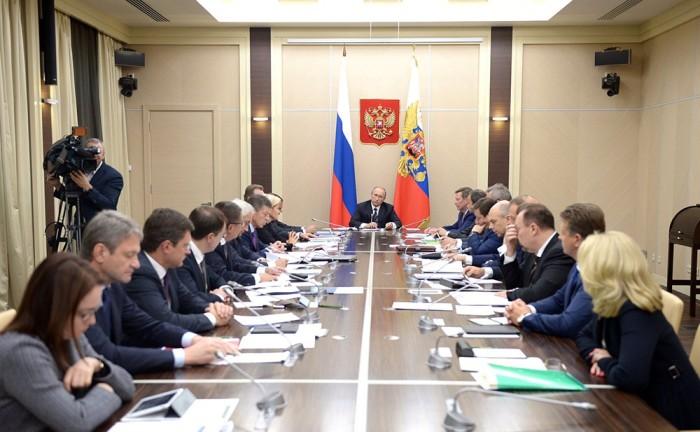 Стали известны детали тайного совещания Путина касательно экономики России