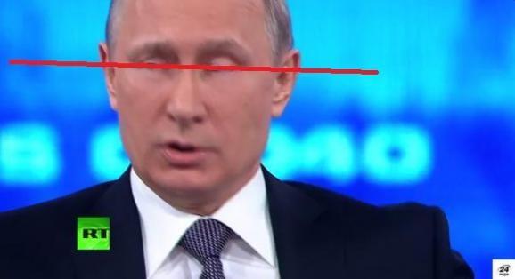 Прямая линия Путина стала поводом для приколов с интернете