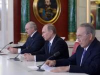 Россия агитирует Белоруссию и Казахстан основать валютный союз