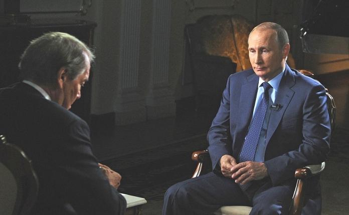 Путин рассказал, что международные санкции не особо влияют на экономику России