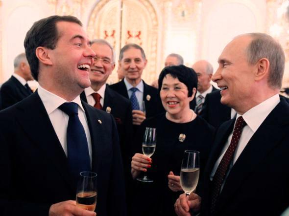 В России повысят налоги после выборов 2018 года, - Wall Street Journal