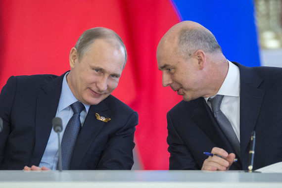 России не нужны иностранные кредиты, - Антон Силуанов
