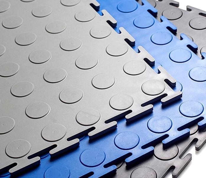 Бизнес идея: продажа модульных покрытий из ПВХ