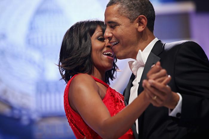 Пять лучших танцев Мишель Обамы — самой популярной первой леди США