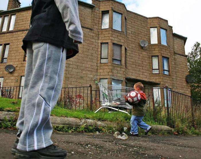 Пятая часть населения Великобритании находится в нищете, - исследование