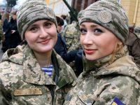 Радауравняла права женщин и мужчин во время службы в ВСУ