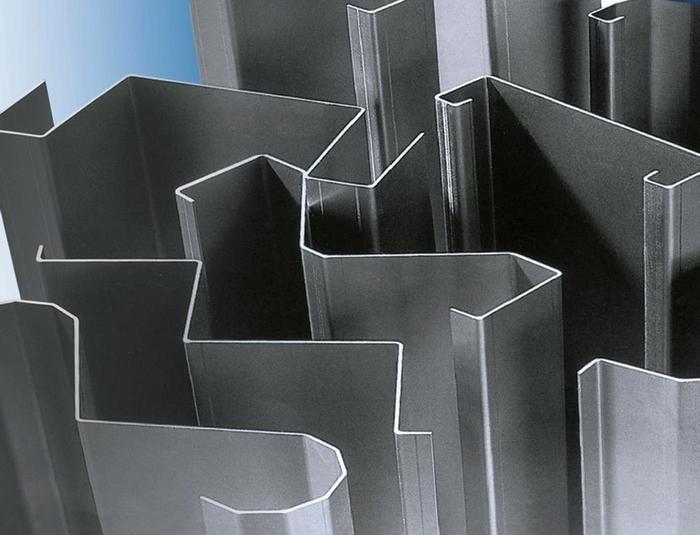 Распространенные металлы