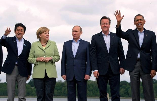 Рейтинг самых влиятельных людей мира по версии Forbes 2015: Путин, Обама и Меркель заняли призовые места