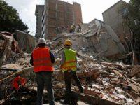 Разрушительное землетрясение в Мехико убило более 226 человек