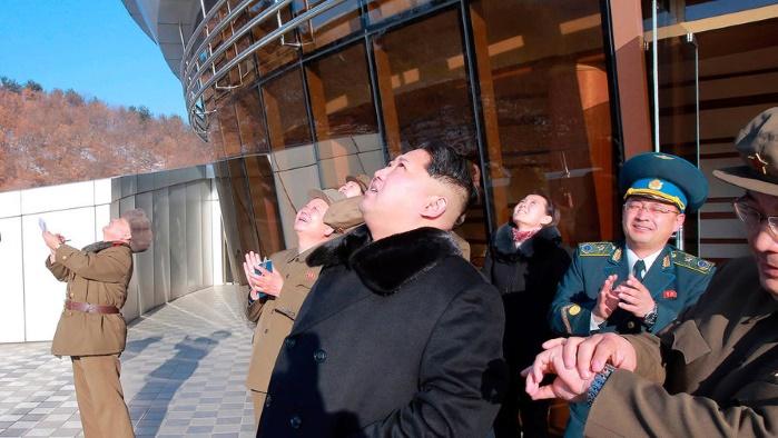 Реакция Японии на новые ракетные испытания КНДР