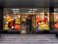 Бизнес идея: реклама на окнах
