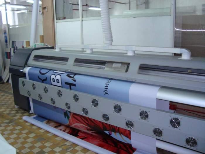 На каких видах ткани можно печатать баннеры?