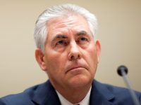 Рекс Тиллерсон покидает пост главы Exxon Mobil и уходит в политику