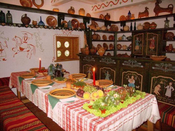 Бизнес идея: открытие ресторана украинской кухни