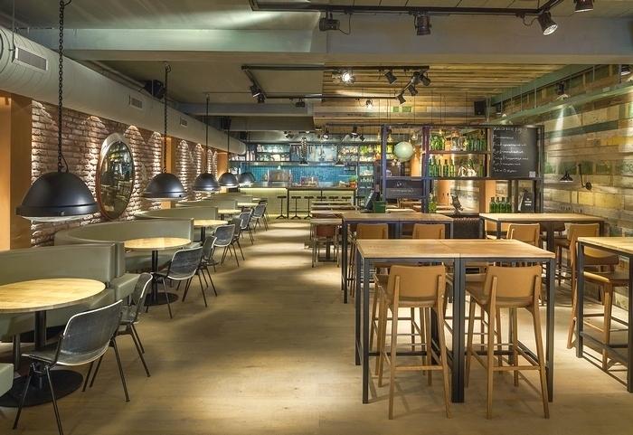 Ресторанный и гостиничный бизнес по плану HoReCa