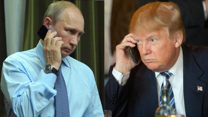 Российская экономика воспрянула духом после разговора Трампа и Путина