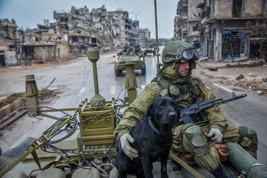 Российские военные будут воевать с боевиками в Сирии до полной победы, - генерал-полковник Суровикин