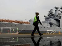 Российские военные корабли привезли на Филиппины очередную партию оружия