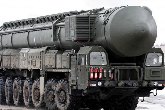 Россия готовится к испытанию новой межконтинентальной баллистической ракеты