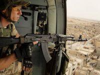 Россия использует спецназ для поддержки сирийских правительственных войск