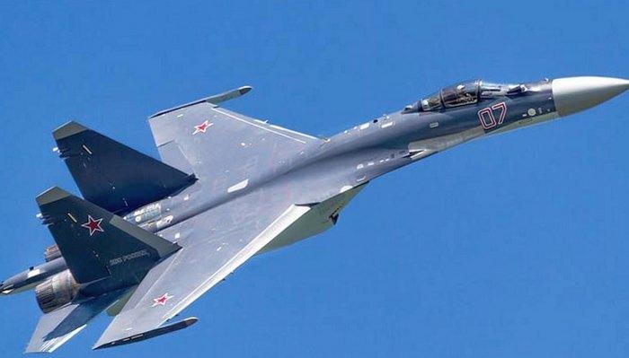 Россия передела Китаю 4 истребители Су-35