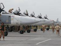 Россиян атаковали на авиабазе Хмеймим самодельными дронами с минами