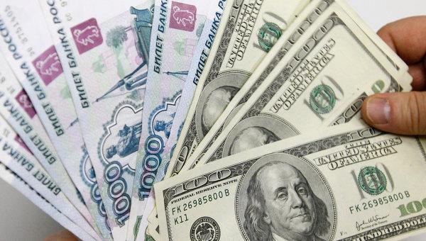 6 марта рубль укрепляется по отношению к доллару и евро