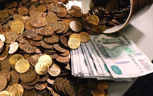На Московской бирже доллар стремится к 80 рублям, евро перевалил за 86