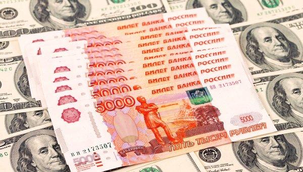 С рублем все хорошо, он лишь малость волатилен - Путин & Co