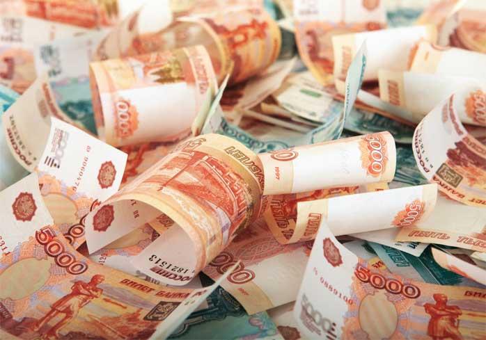 Центробанк России опустил рубль до исторических минимумов
