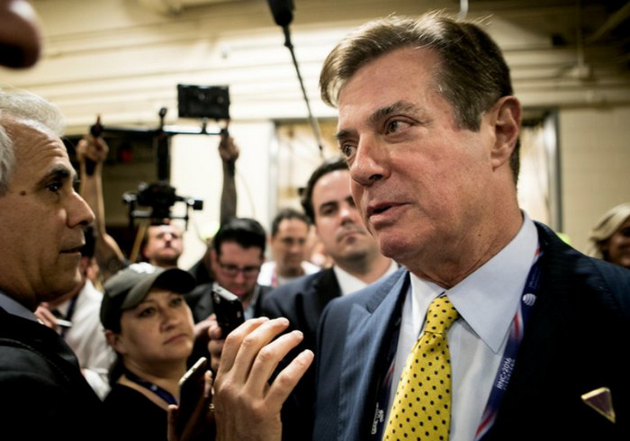 Руководитель предвыборной кампании Трампа получил предложение сдаться федеральным властям