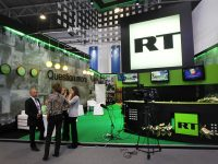 «Russia Today» не сможет освещать инаугурацию Трампа в Facebook